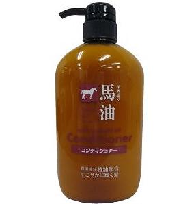 馬油コンディショナー 熊野油脂